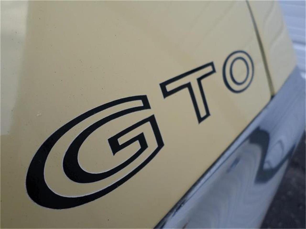 Large Picture of '70 GTO - EQTZ