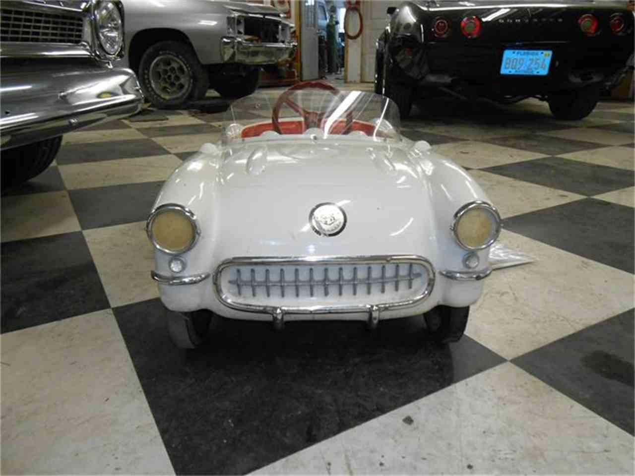 Large Picture of '56 Corvette - ER7D