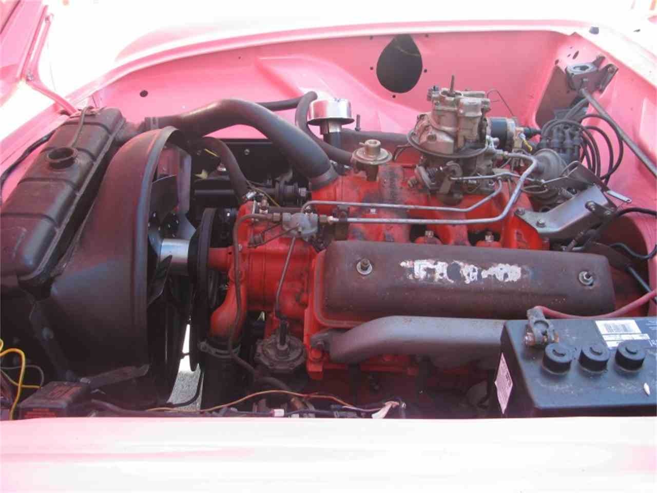 Large Picture of '56 Thunderbird - ER7U