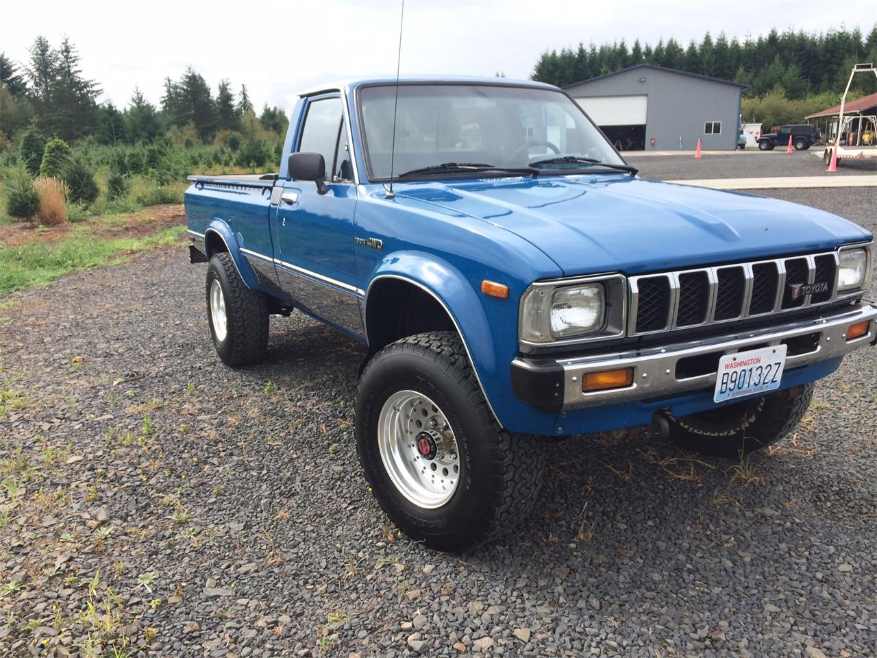Large Picture of 1982 SR5 located in Chehalis Washington - $16,000.00 Offered by a Private Seller - ERBJ