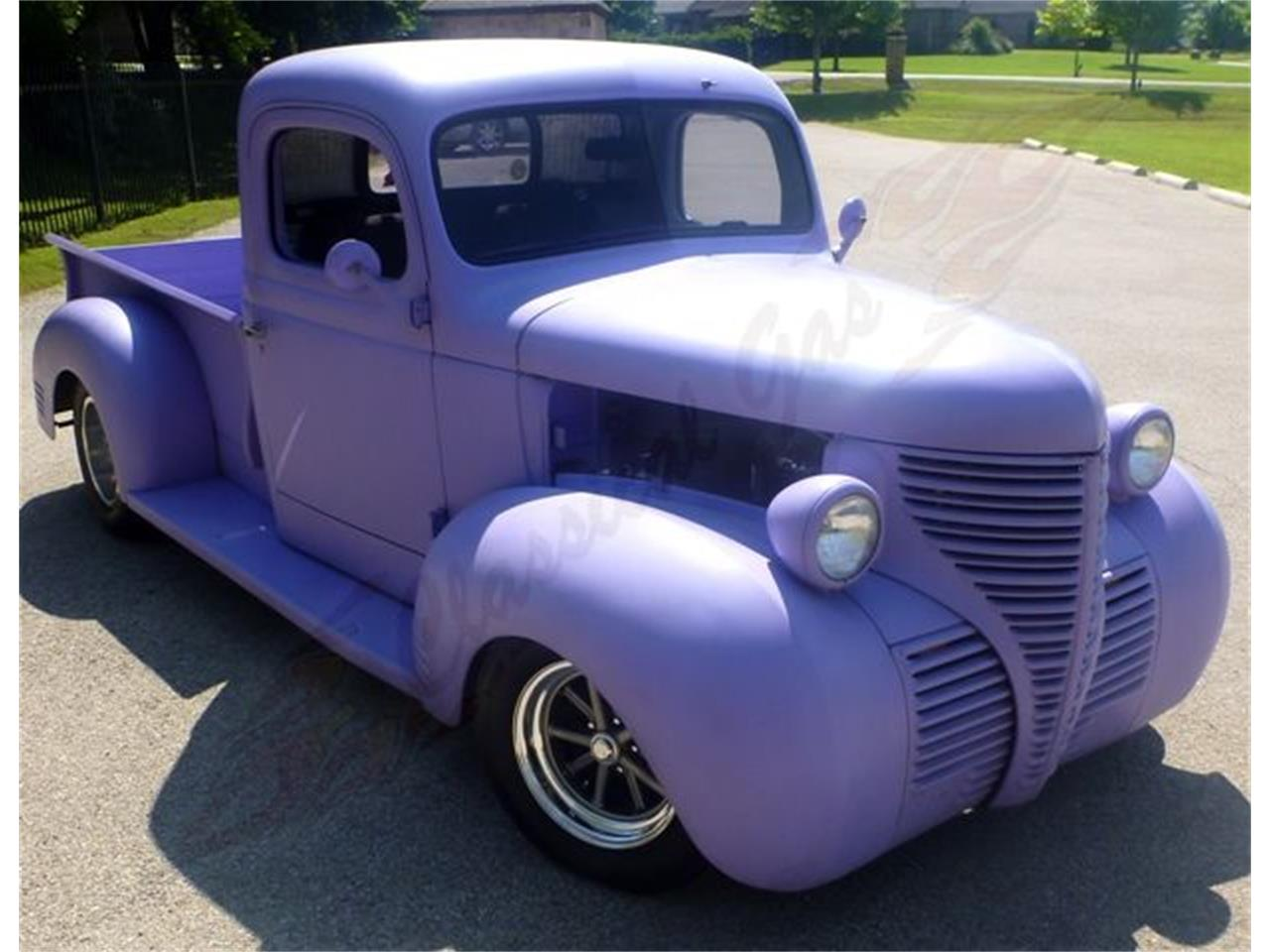 1939 plymouth pickup for sale cc 688671. Black Bedroom Furniture Sets. Home Design Ideas