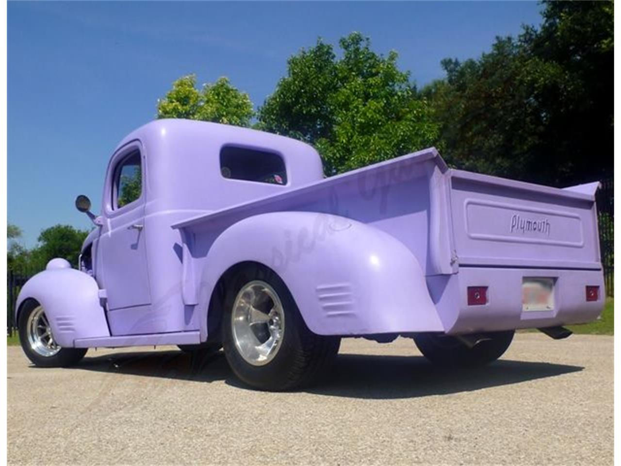Large Picture of '39 Pickup - ERDR