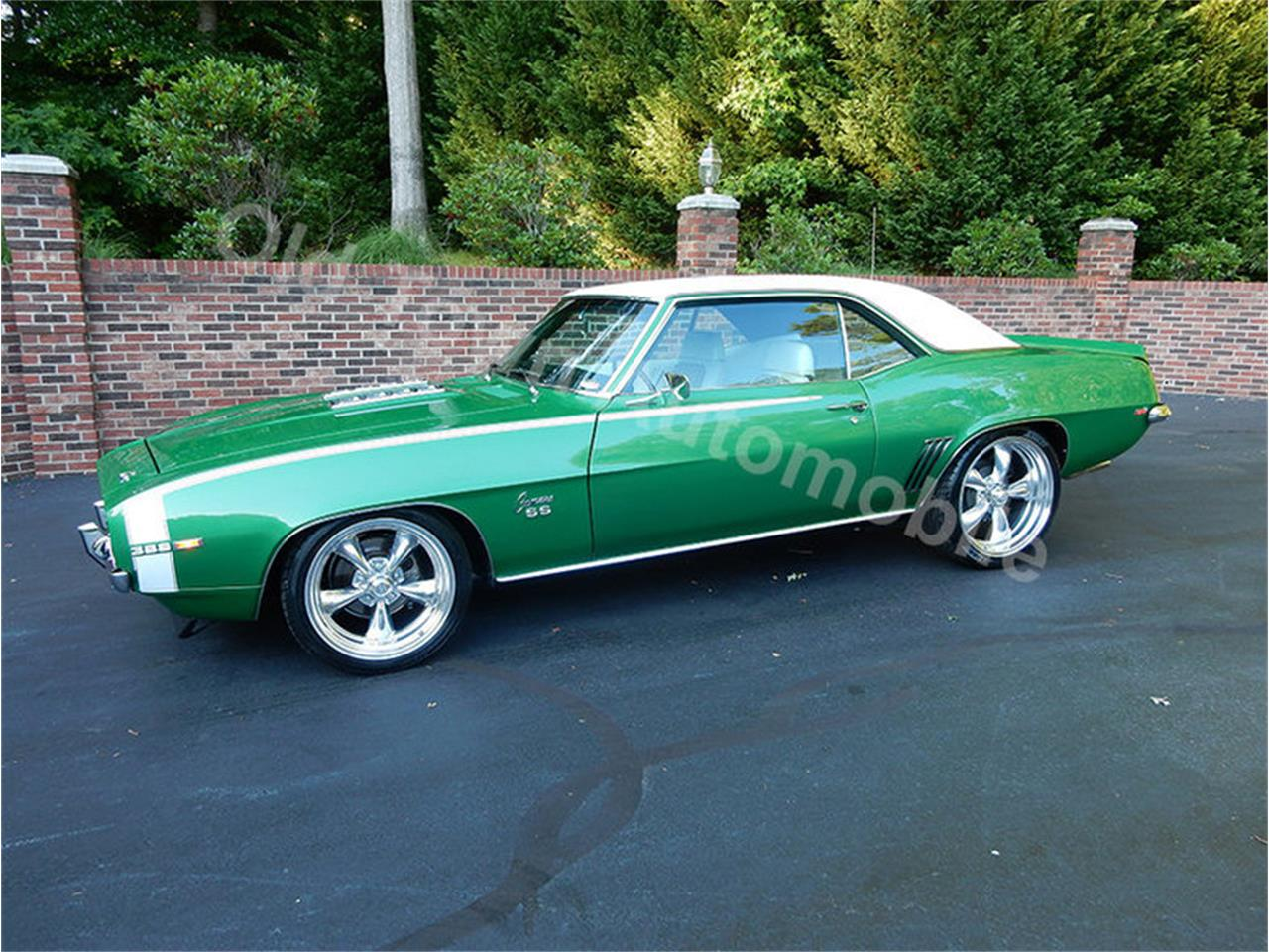 Car Auctions In Maryland >> 1969 Chevrolet Camaro RS for Sale | ClassicCars.com | CC-689811