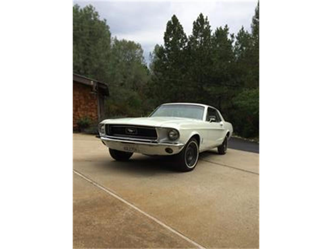 Large Picture of Classic 1968 Ford Mustang located in California - $12,900.00 - ESD4