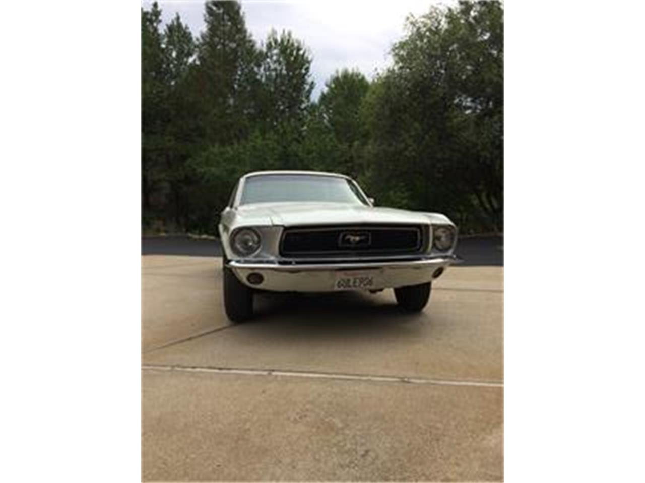 Large Picture of Classic 1968 Mustang located in California - $12,900.00 - ESD4