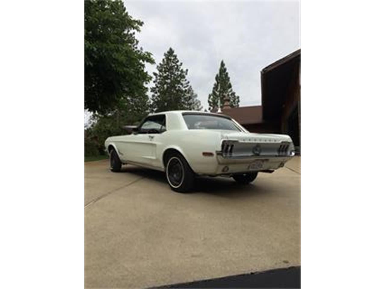 Large Picture of '68 Mustang - $12,900.00 - ESD4