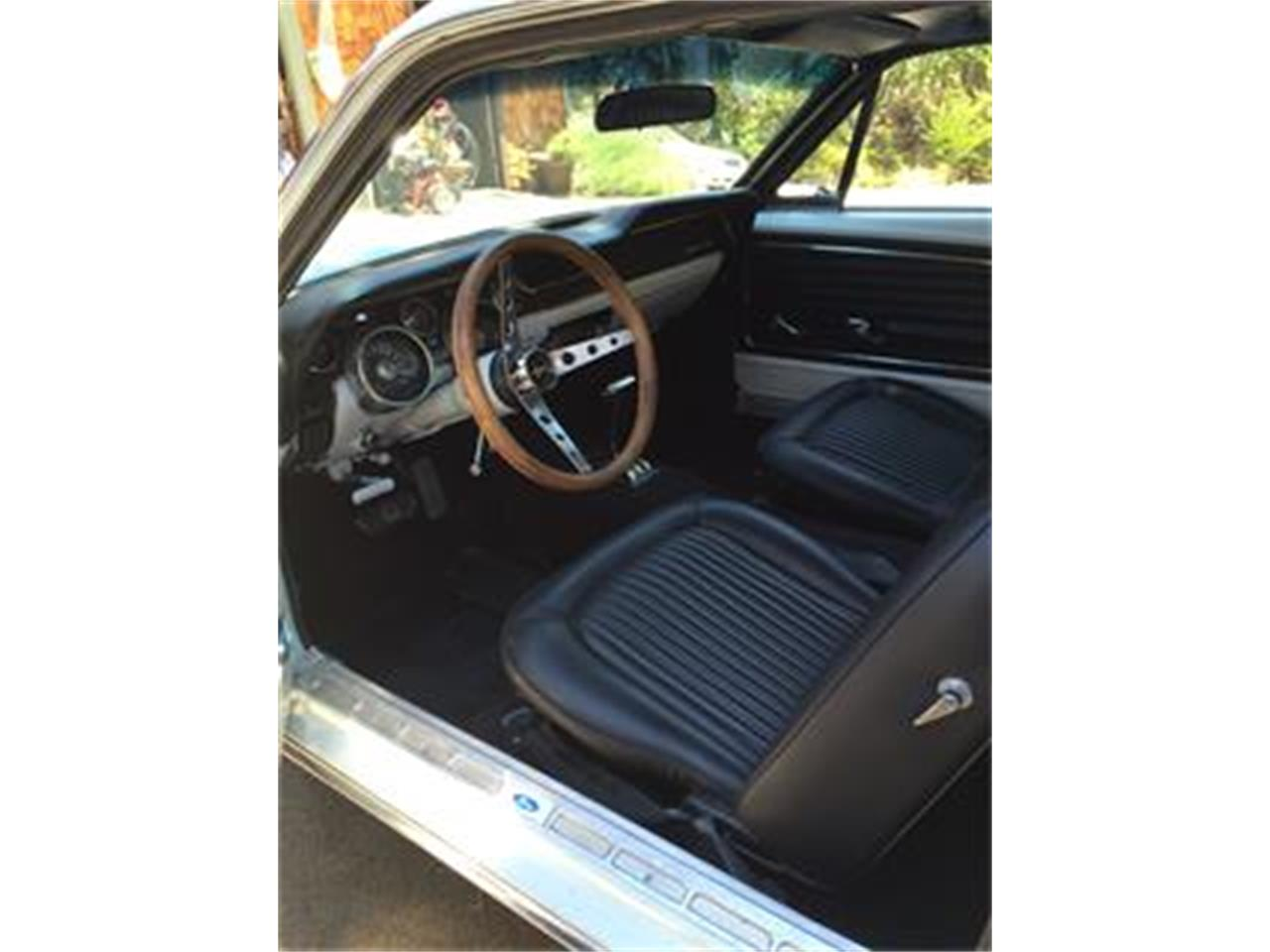 Large Picture of Classic 1968 Ford Mustang - $12,900.00 Offered by a Private Seller - ESD4