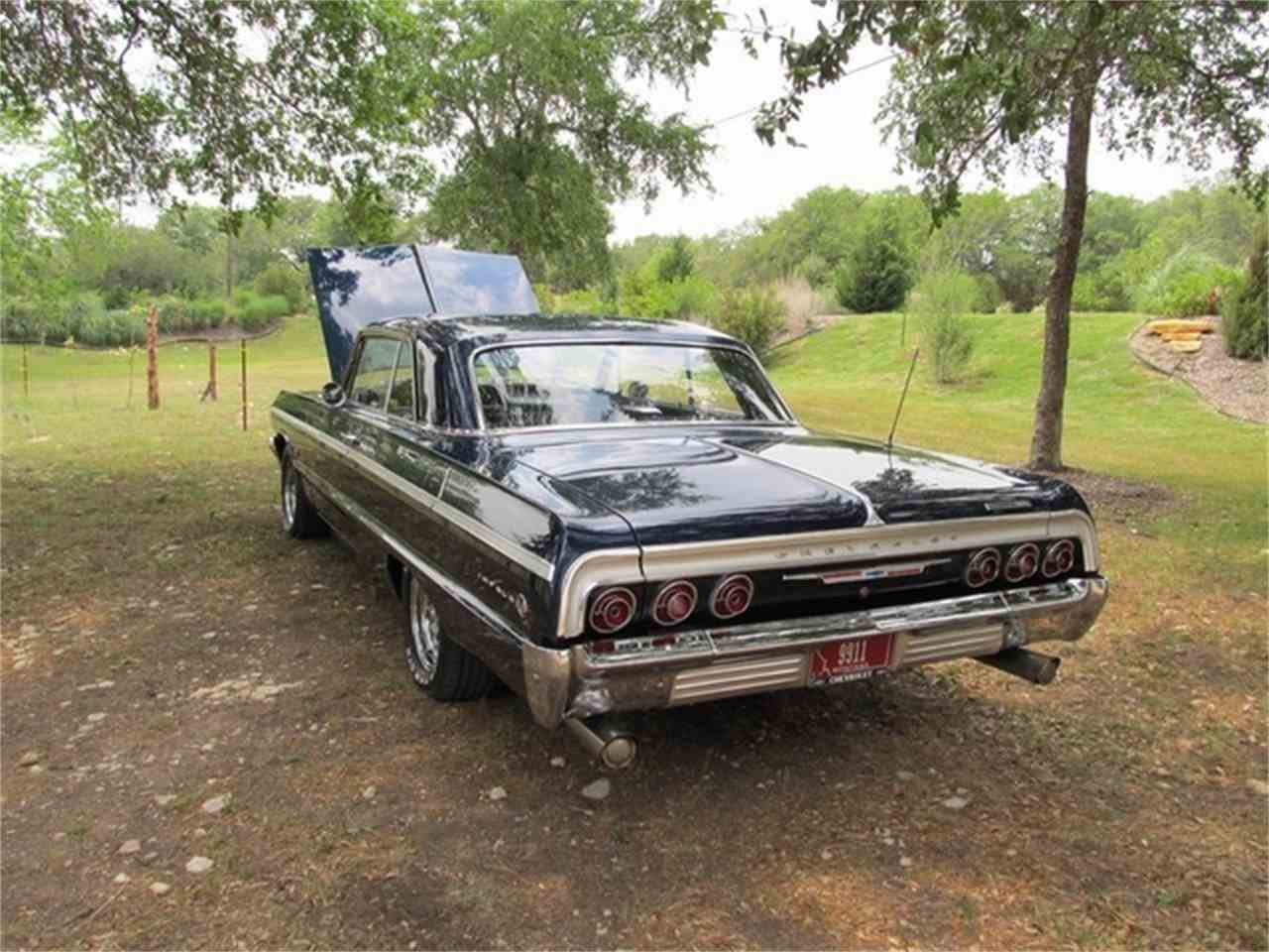 Large Picture of '64 Impala - ET84