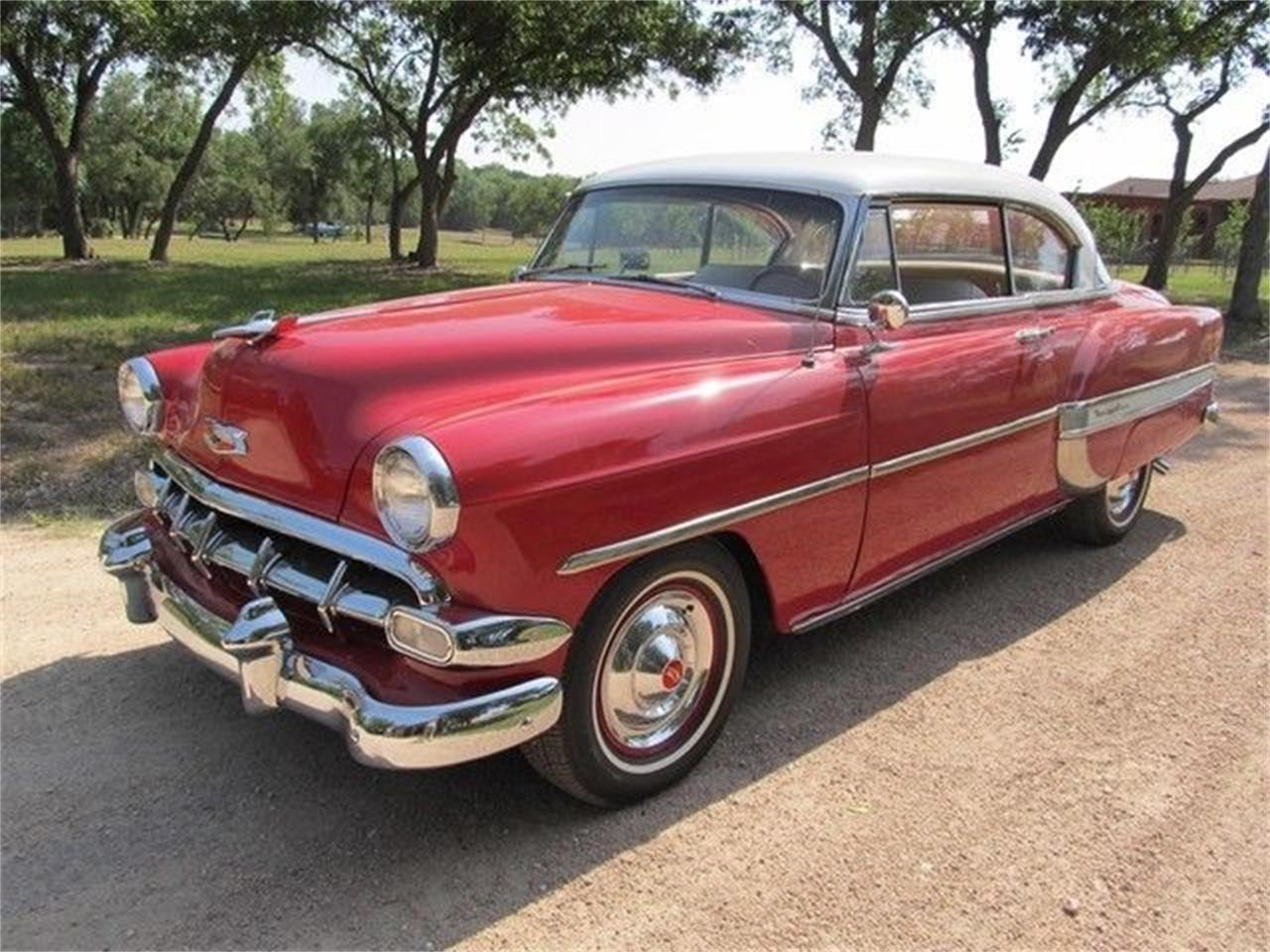 Large Picture of Classic 1954 Chevrolet Bel Air located in Liberty Hill Texas - ET88