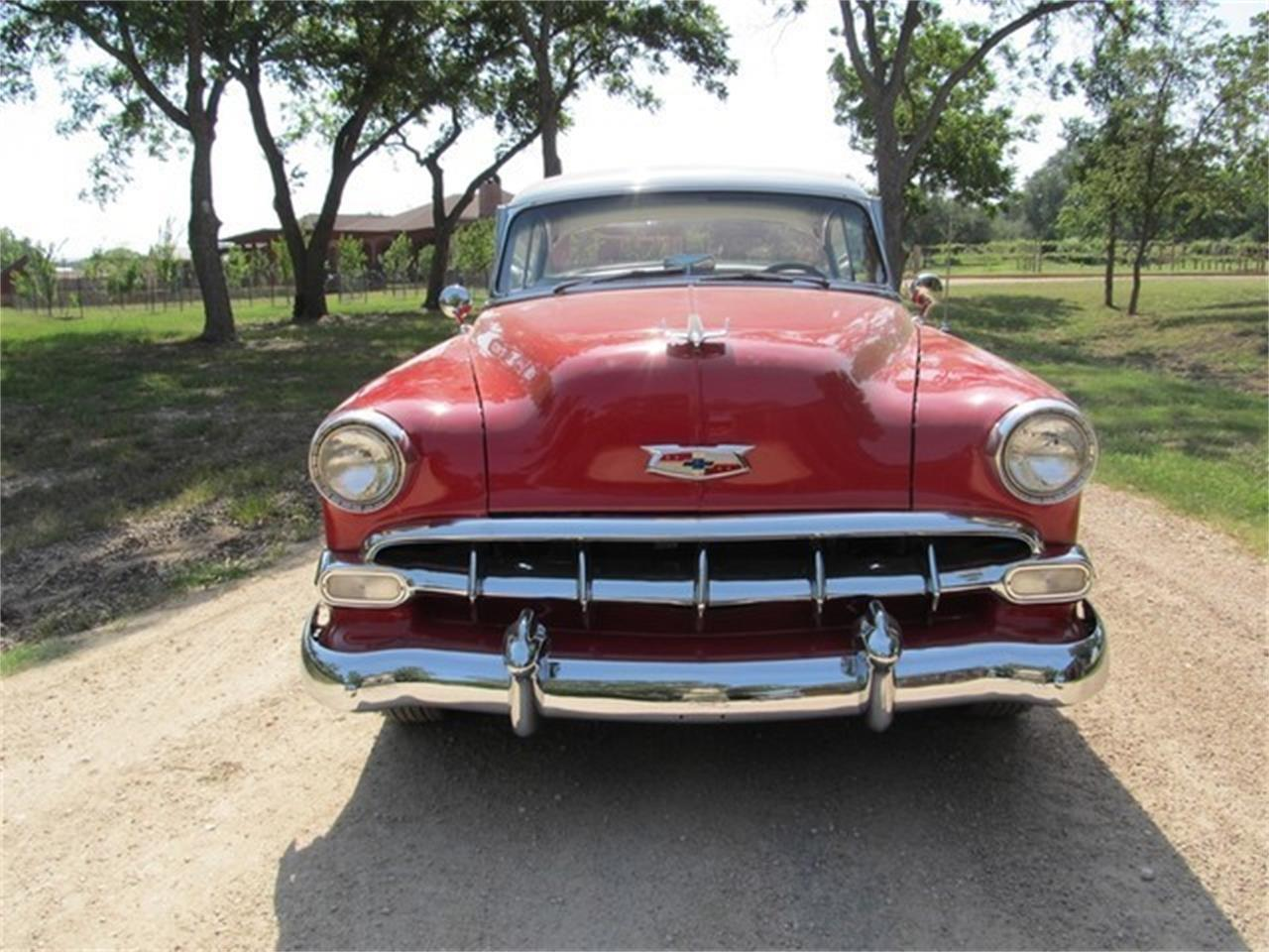 Large Picture of Classic '54 Bel Air located in Texas - ET88