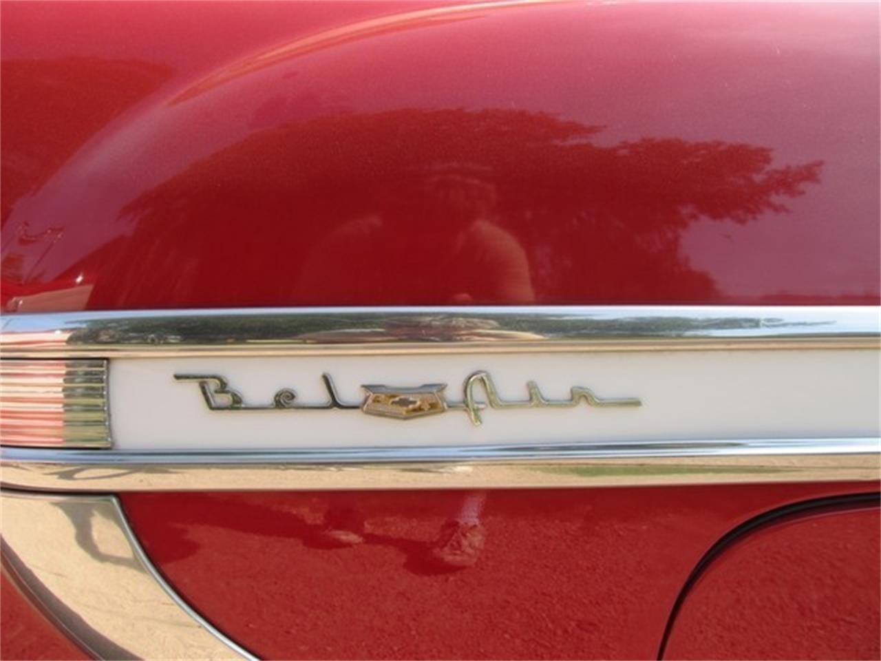 Large Picture of Classic 1954 Chevrolet Bel Air located in Liberty Hill Texas - $27,500.00 Offered by TX Collector Classic Cars - ET88