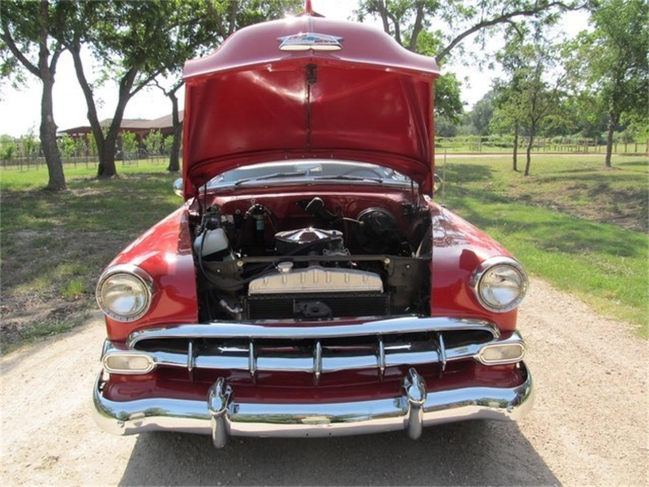 Large Picture of Classic 1954 Chevrolet Bel Air located in Texas - ET88
