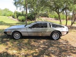 Picture of '81 DMC-12 located in Liberty Hill Texas - ET8B