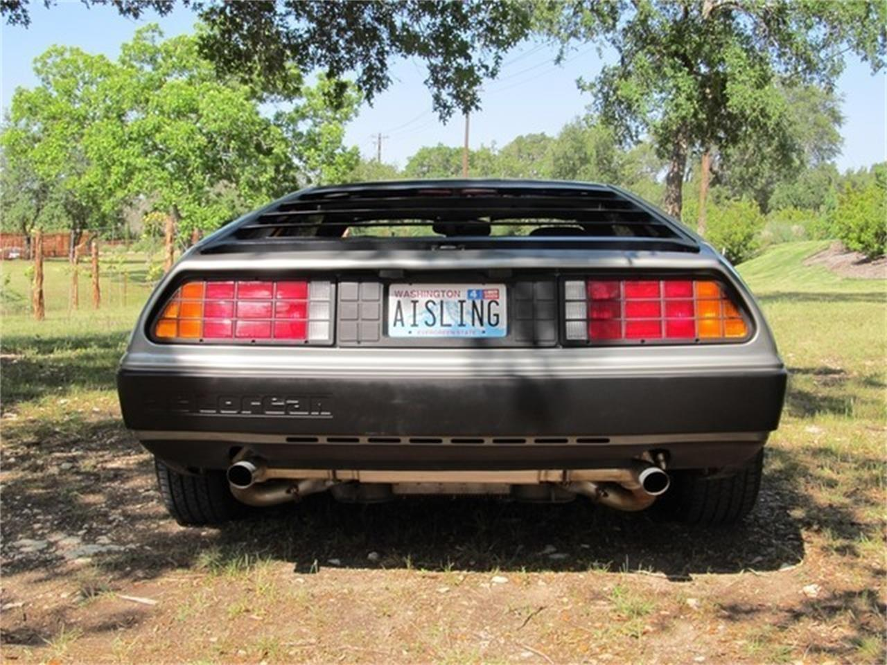 Large Picture of 1981 DMC-12 located in Texas - $28,500.00 - ET8B
