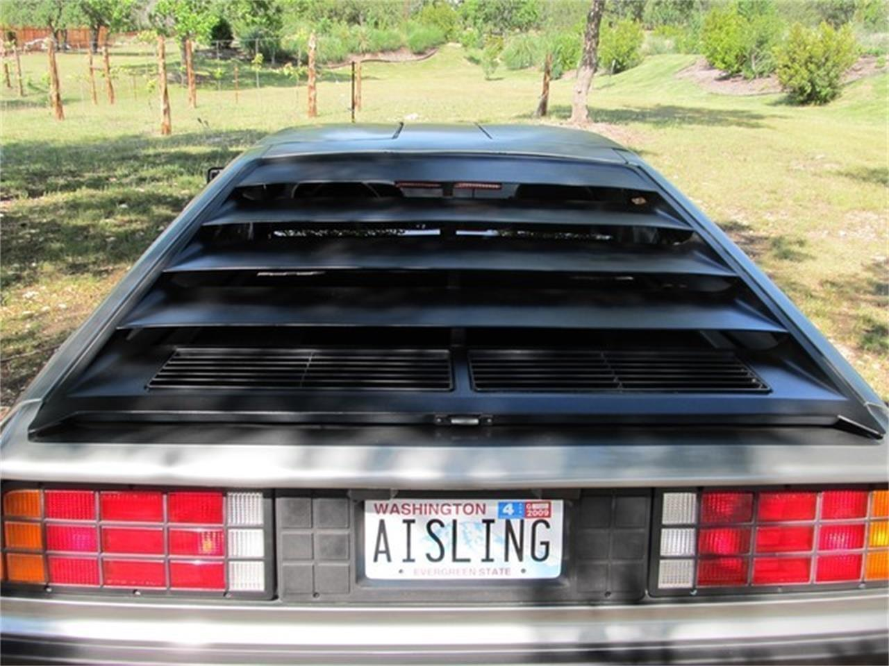 Large Picture of 1981 DMC-12 located in Texas - $28,500.00 Offered by TX Collector Classic Cars - ET8B