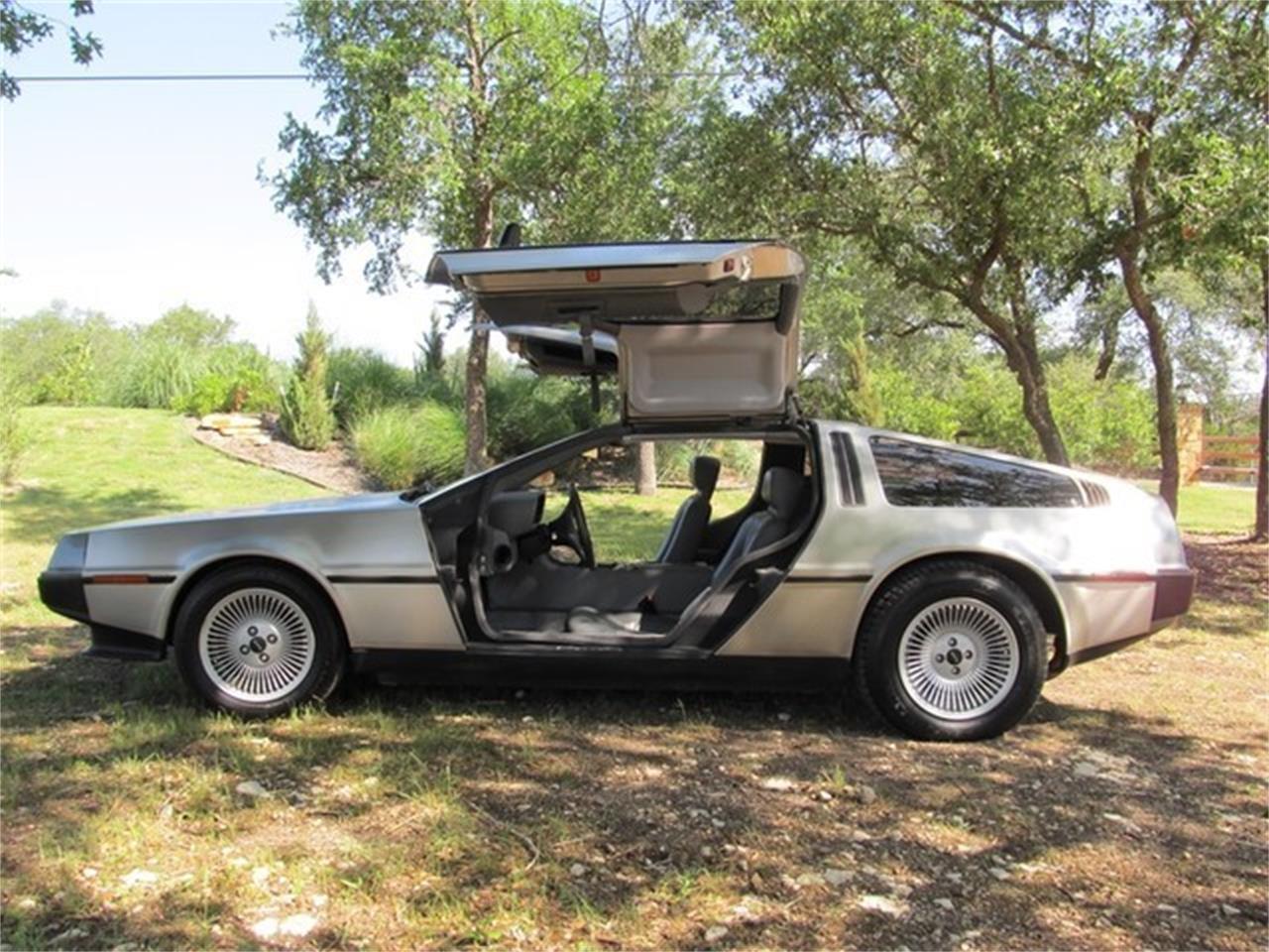 Large Picture of '81 DeLorean DMC-12 - ET8B