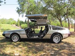 Picture of 1981 DeLorean DMC-12 located in Texas - $28,500.00 Offered by TX Collector Classic Cars - ET8B