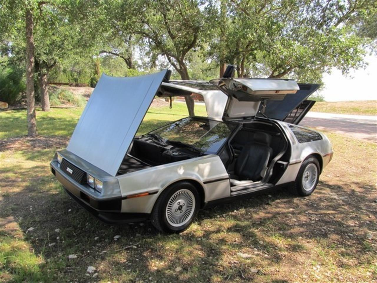 Large Picture of 1981 DeLorean DMC-12 Offered by TX Collector Classic Cars - ET8B