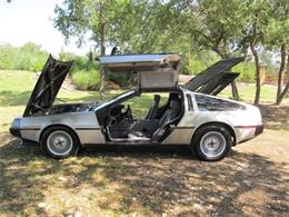 Picture of '81 DMC-12 Offered by TX Collector Classic Cars - ET8B