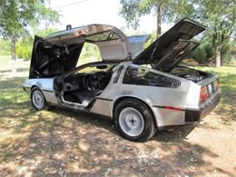 Picture of '81 DMC-12 located in Liberty Hill Texas Offered by TX Collector Classic Cars - ET8B