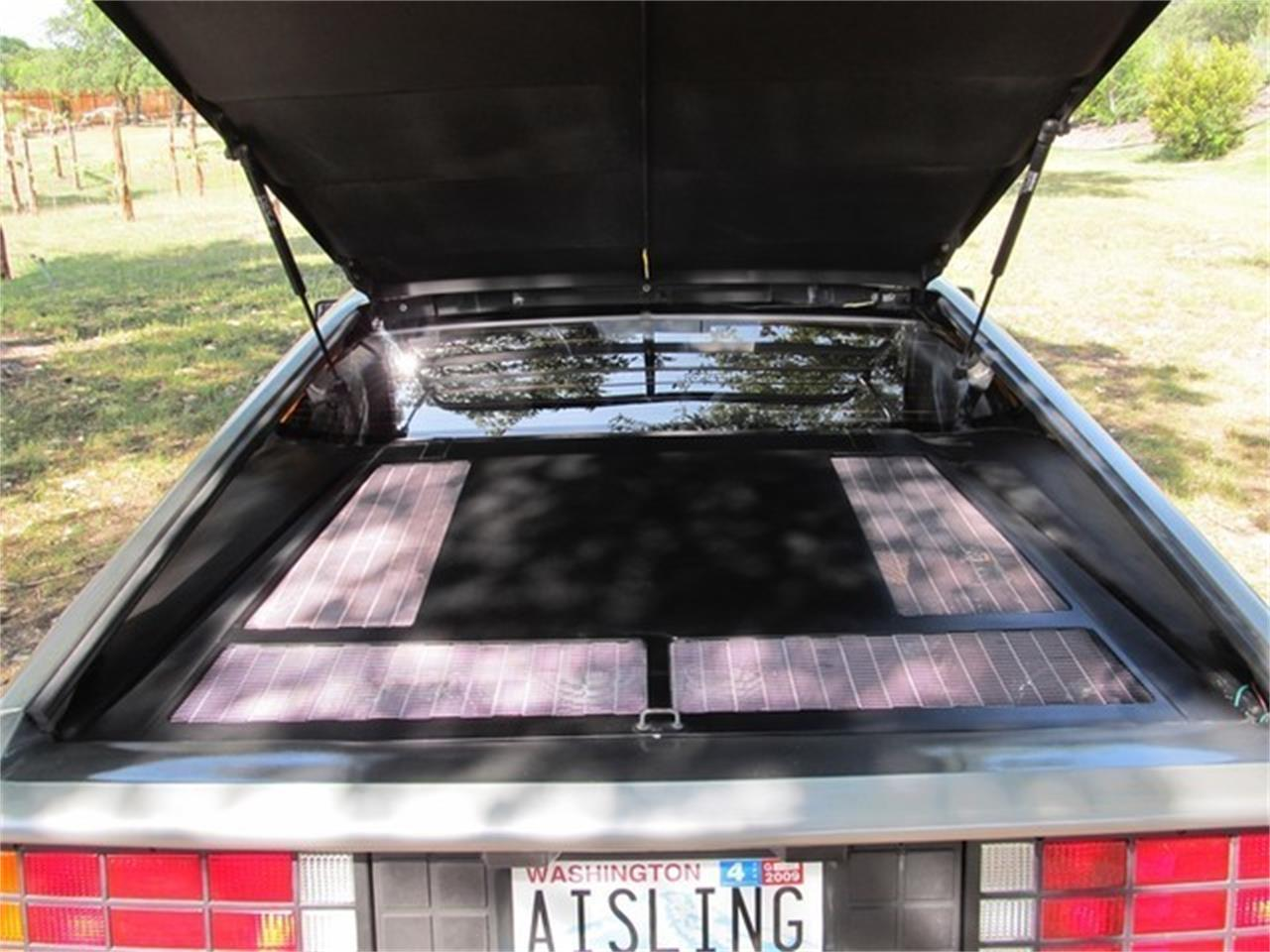 Large Picture of 1981 DMC-12 Offered by TX Collector Classic Cars - ET8B