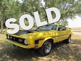 Picture of Classic 1971 Mustang located in Liberty Hill Texas - $49,900.00 Offered by TX Collector Classic Cars - ET8M