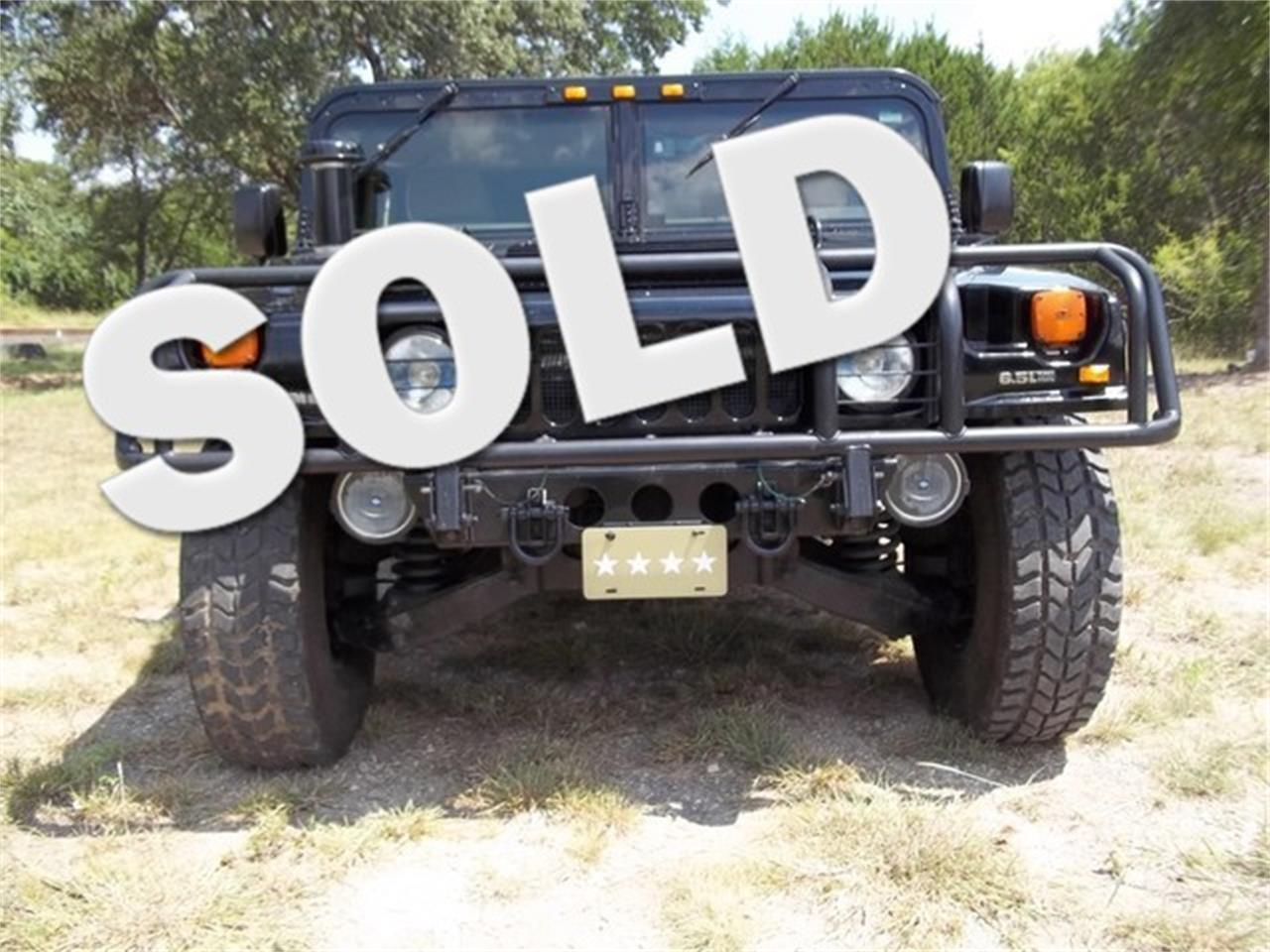 Large Picture of 1998 H1 located in Texas Offered by TX Collector Classic Cars - ET8T