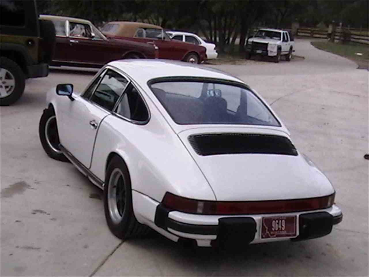 Large Picture of '74 Porsche 911 located in Texas - $15,900.00 - ET8U