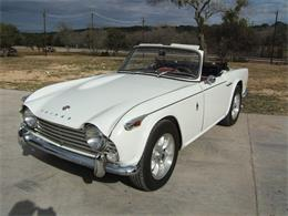 Picture of Classic 1967 Triumph TR4 - $36,500.00 Offered by TX Collector Classic Cars - ET8X