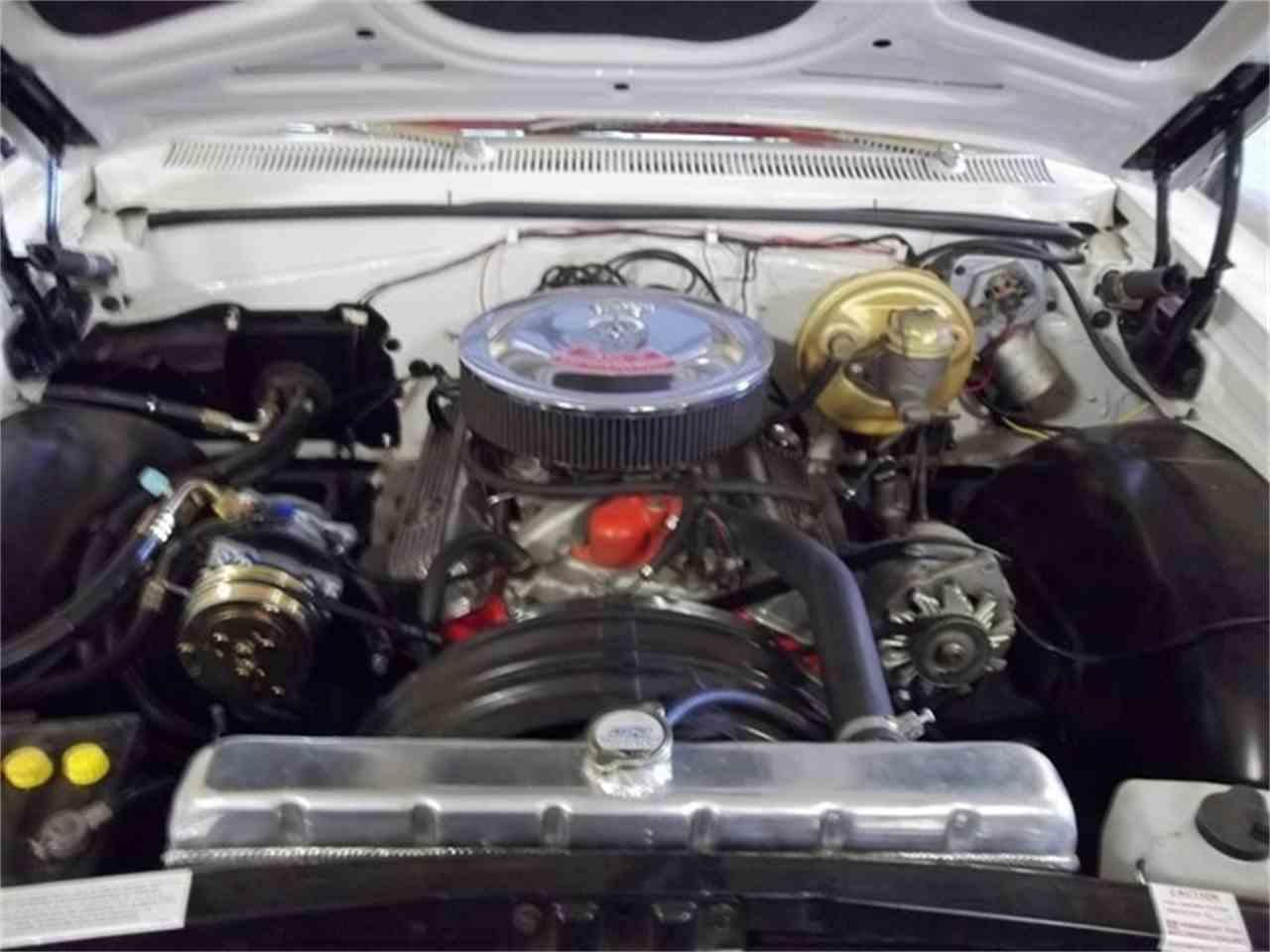 Large Picture of '64 Impala  Factory 4Sp - ET8Z