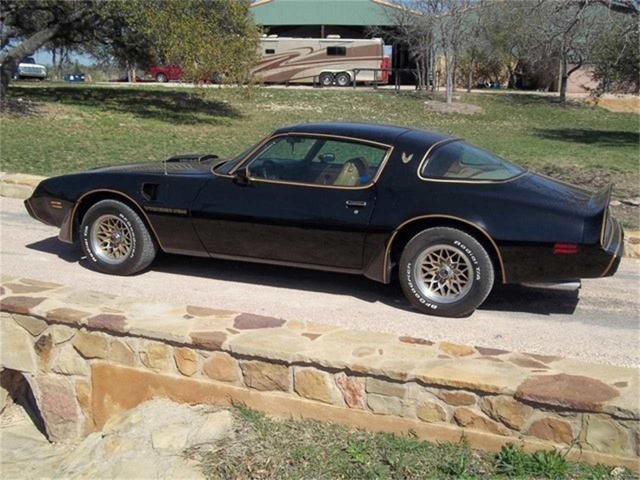 Large Picture of '81 Firebird - ET91