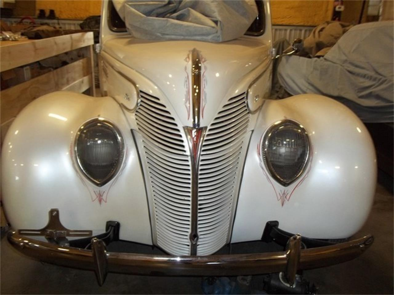 Large Picture of 1938 Ford Deluxe Auction Vehicle - ET92