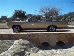Picture of Classic '67 GTO located in Liberty Hill Texas Offered by TX Collector Classic Cars - ET97