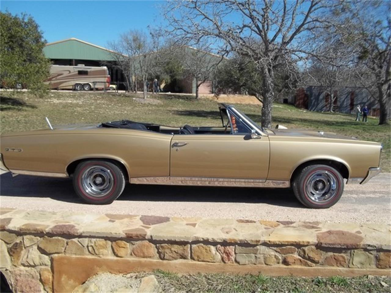 Large Picture of '67 Pontiac GTO located in Texas - $77,000.00 - ET97