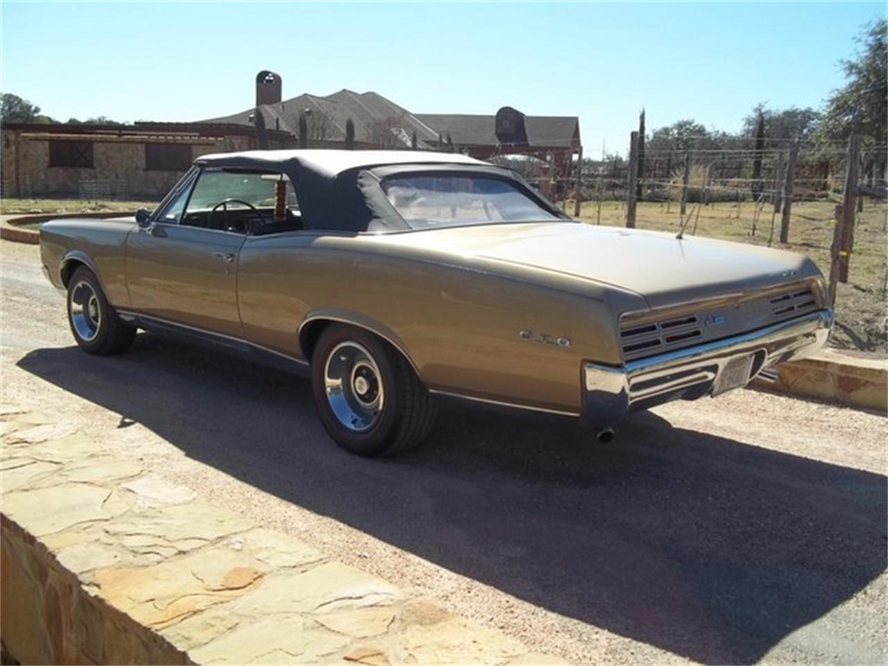 Large Picture of 1967 Pontiac GTO - $77,000.00 - ET97
