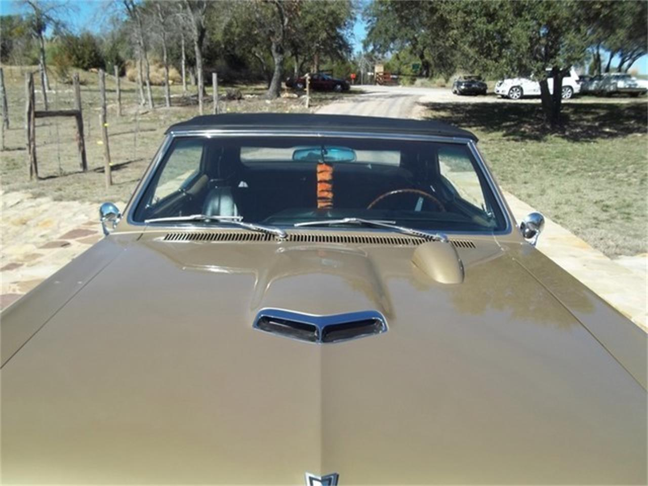 Large Picture of Classic 1967 Pontiac GTO located in Texas - ET97