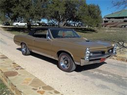 Picture of Classic 1967 Pontiac GTO located in Liberty Hill Texas Offered by TX Collector Classic Cars - ET97