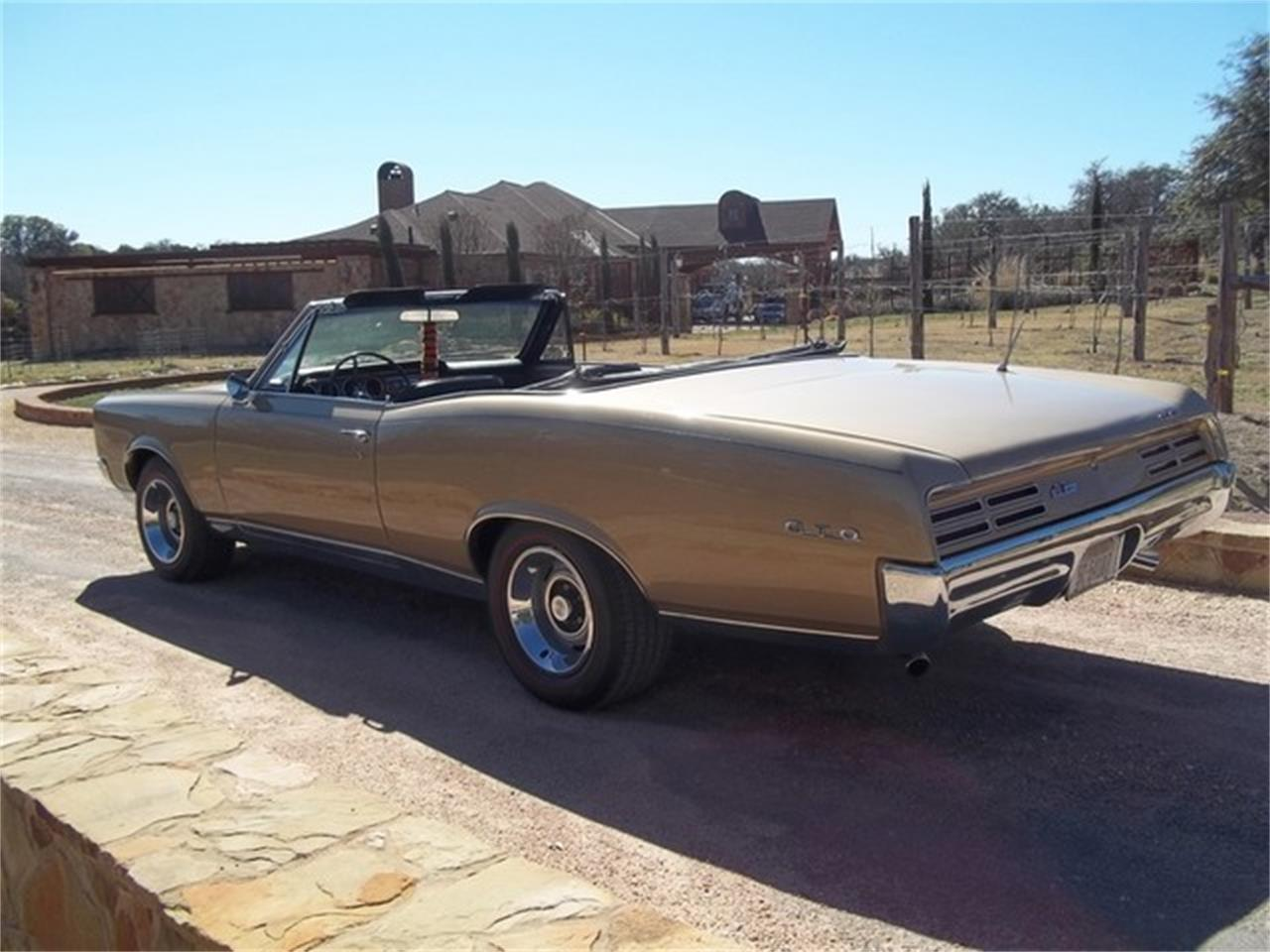 Large Picture of Classic '67 GTO located in Texas - $77,000.00 Offered by TX Collector Classic Cars - ET97