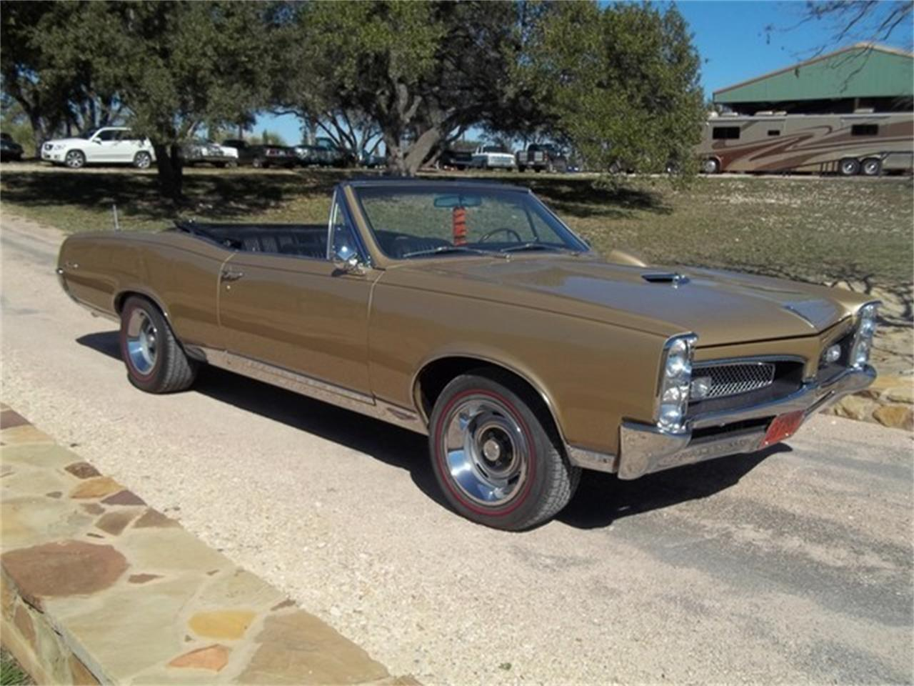 Large Picture of Classic '67 GTO located in Liberty Hill Texas - $77,000.00 - ET97