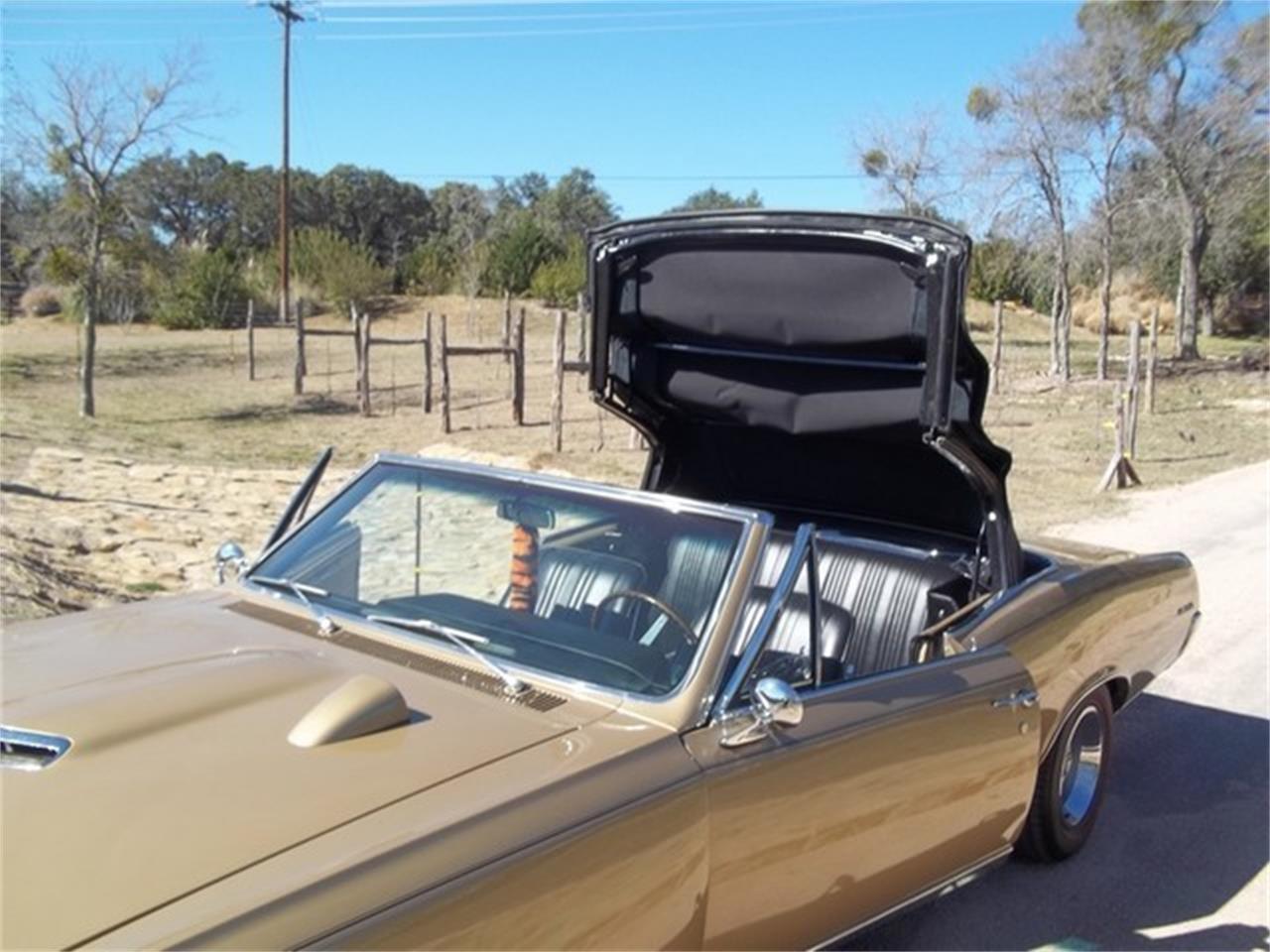 Large Picture of Classic '67 Pontiac GTO - ET97