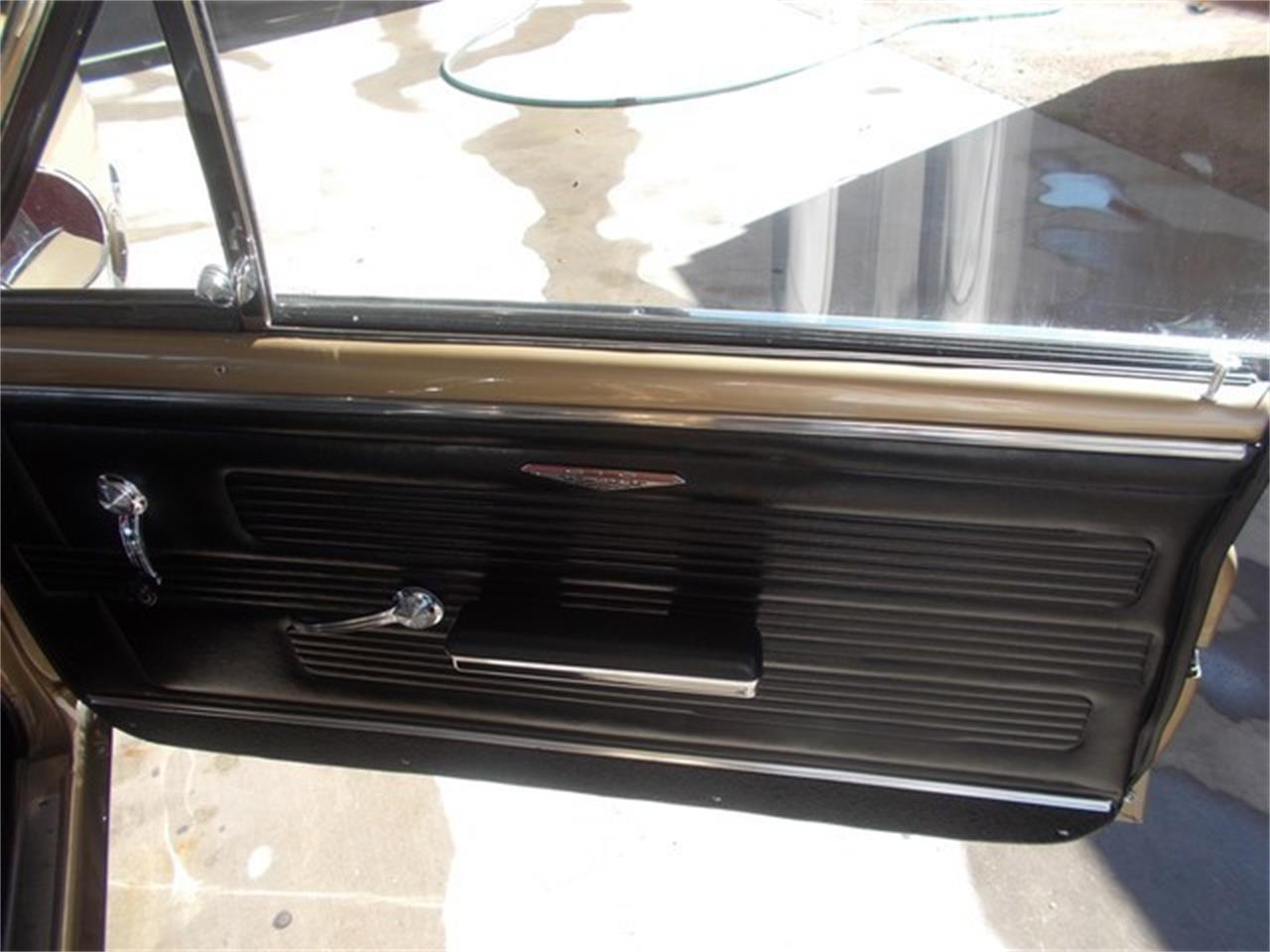 Large Picture of Classic 1967 GTO located in Liberty Hill Texas - $77,000.00 Offered by TX Collector Classic Cars - ET97