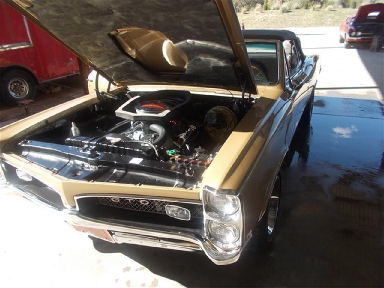 Large Picture of Classic '67 Pontiac GTO Offered by TX Collector Classic Cars - ET97