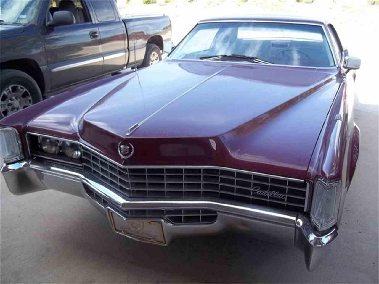 1968 Cadillac Eldorado For Sale Classiccars Com Cc 691102