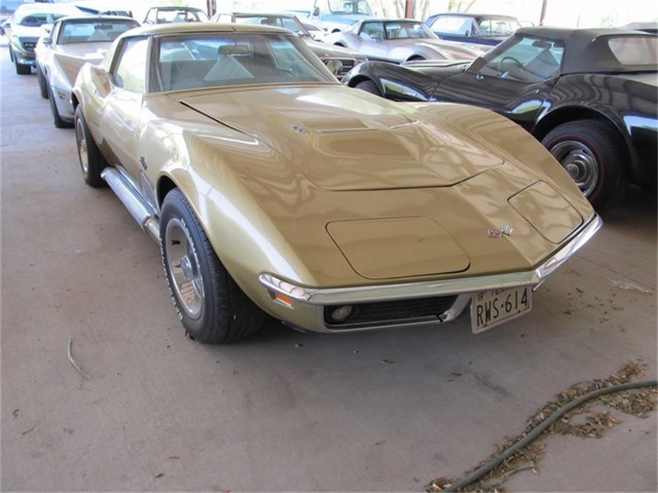 Large Picture of '69 Corvette located in Texas - ET9C