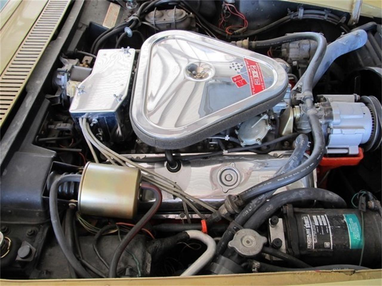 Large Picture of '69 Chevrolet Corvette Auction Vehicle - ET9C