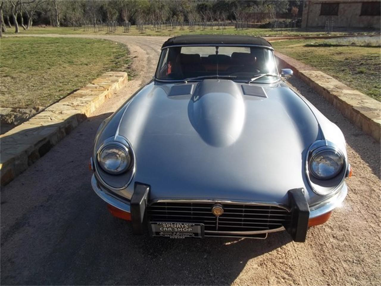 Large Picture of '74 E-Type Offered by TX Collector Classic Cars - ET9F