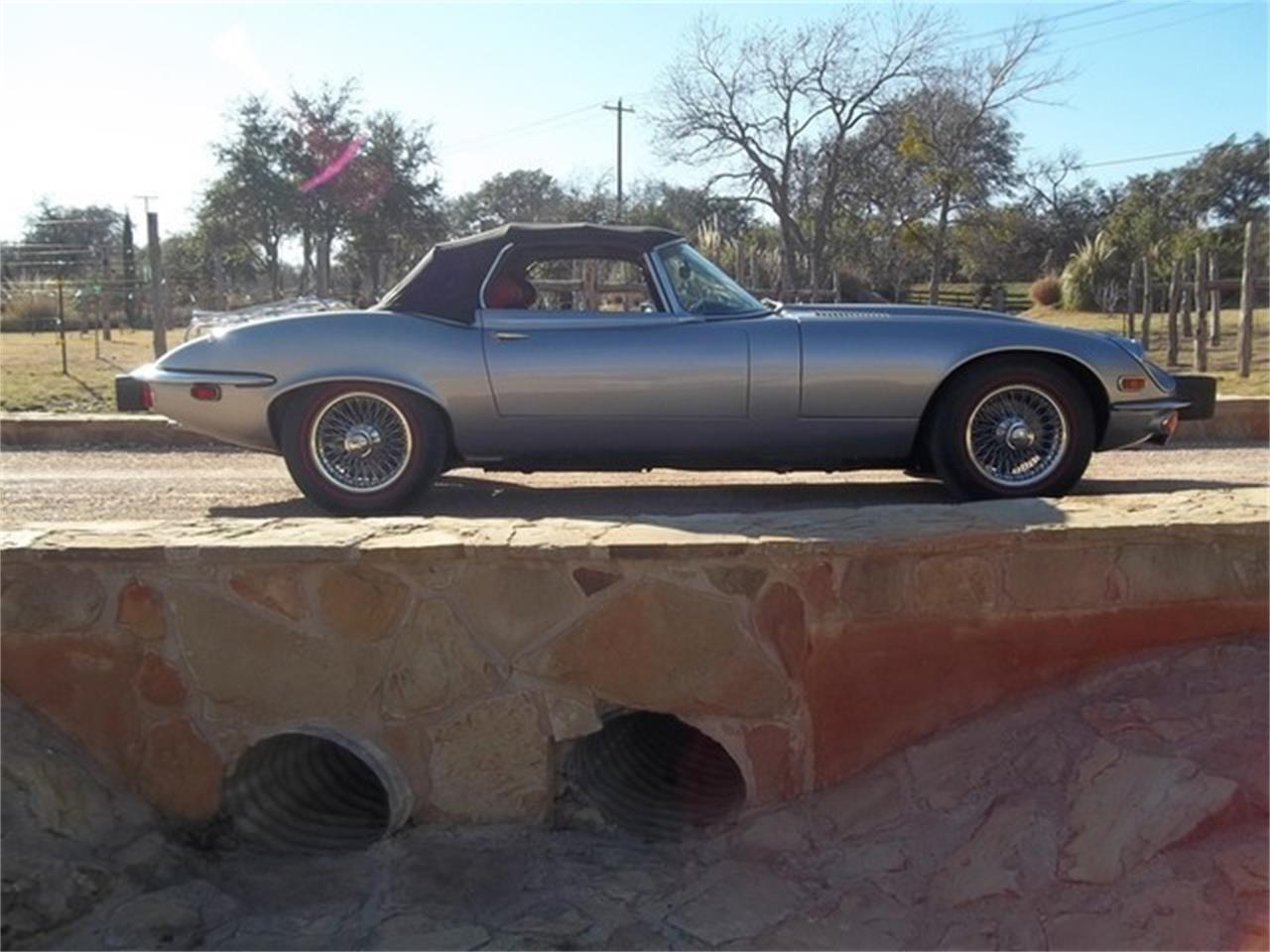 Large Picture of '74 Jaguar E-Type located in Liberty Hill Texas - $97,900.00 - ET9F