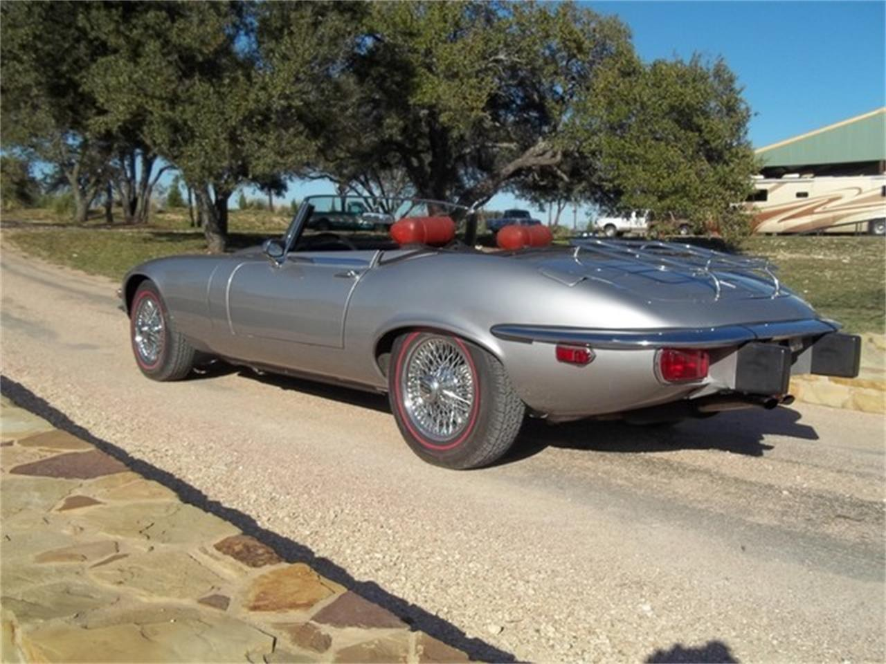 Large Picture of 1974 Jaguar E-Type located in Liberty Hill Texas - $97,900.00 Offered by TX Collector Classic Cars - ET9F