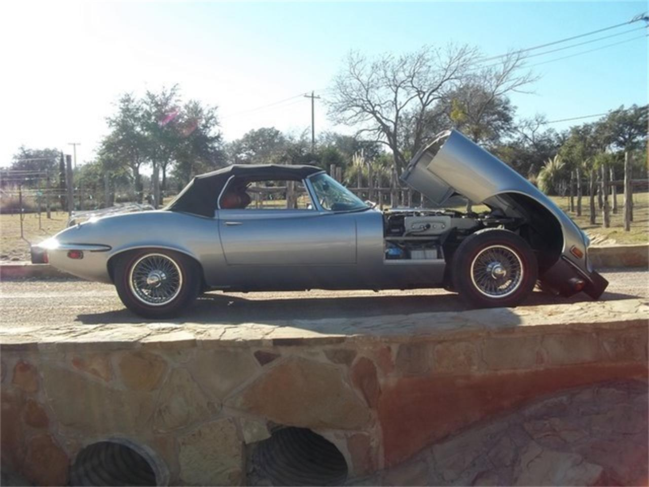 Large Picture of '74 Jaguar E-Type located in Texas - ET9F