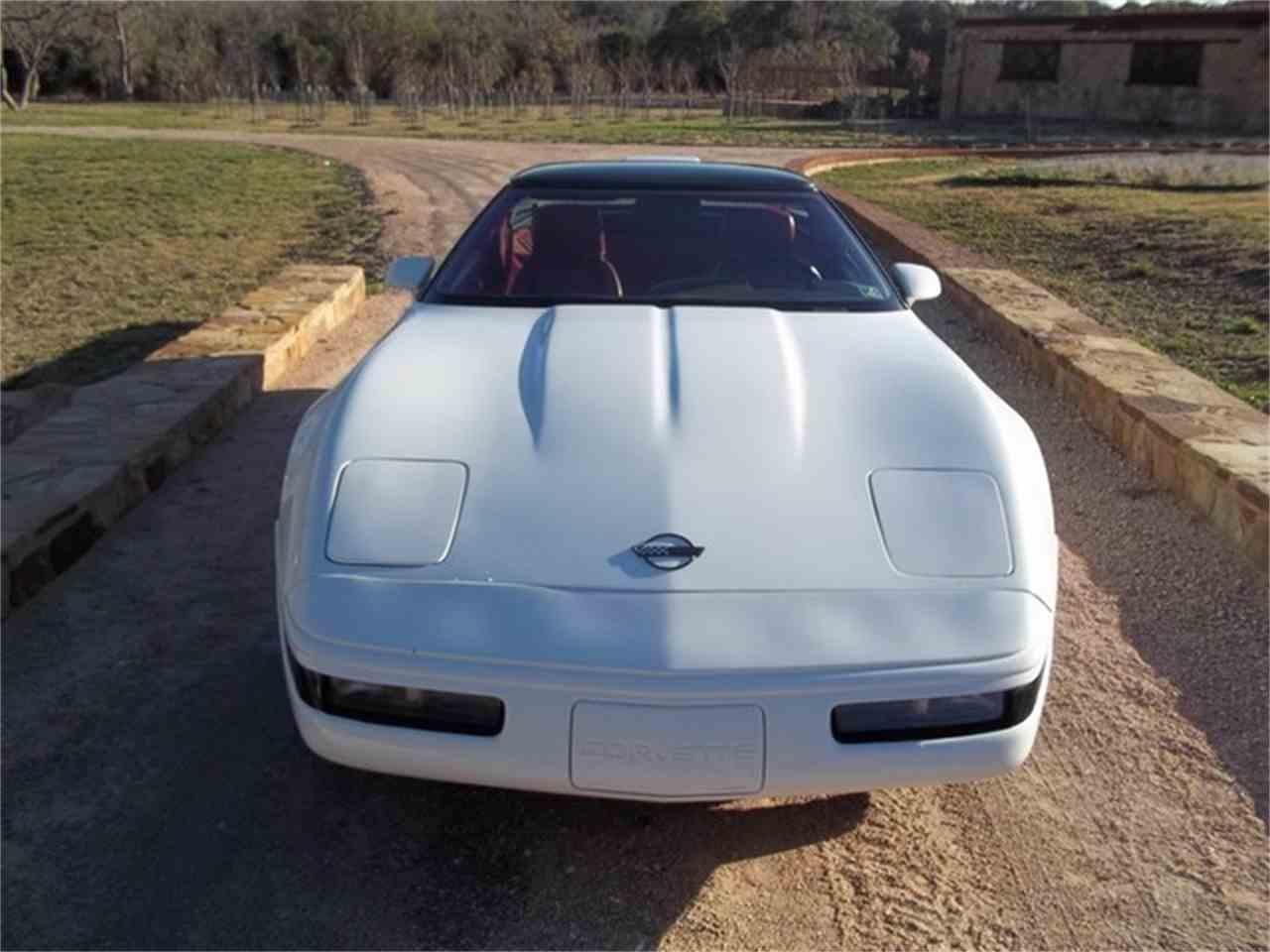 Large Picture of '91 Corvette - ET9G